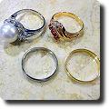 指輪,サイズ直し